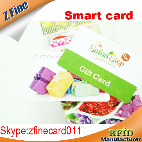 Security Plastic Contactless Smart Cards for SLE5528