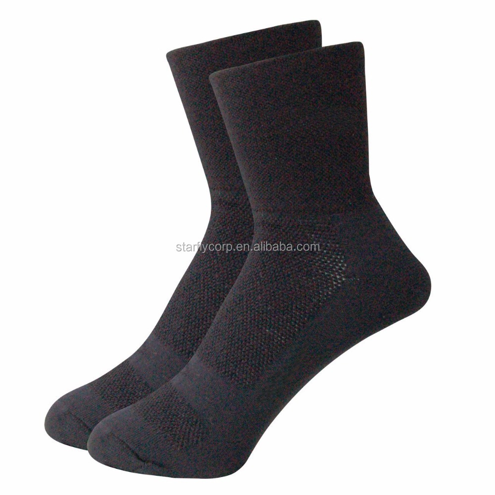 Customized Adult Knitted Sports Nylon Socks