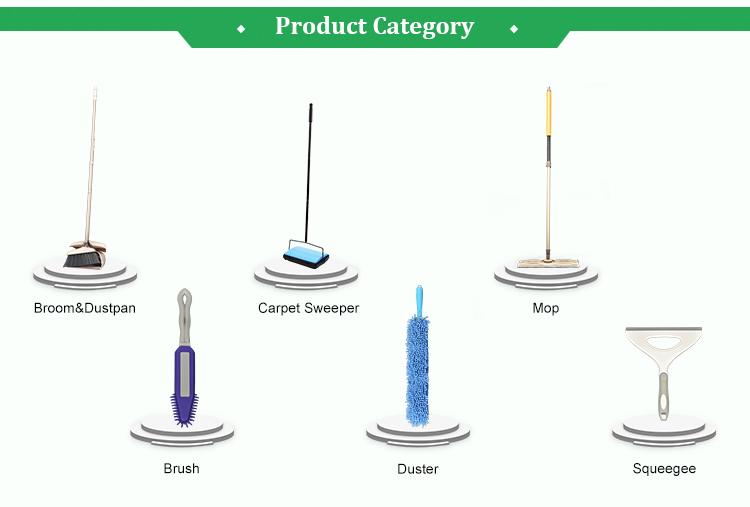 VIPaoclean Hohe Qualität Magie Mikrofaser Chenille Waschbar Runde Duster