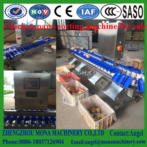 High speed digital Check Weigher for online weight checking and sorting