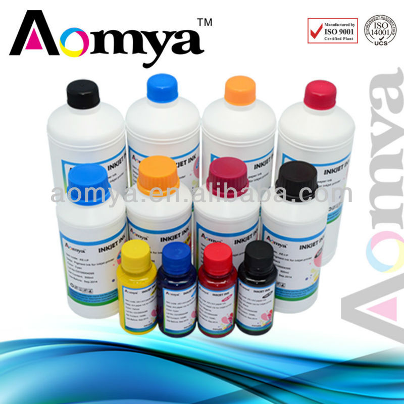 High quality water based pigment ink Bulk ink For Encad NovaJet 850 750