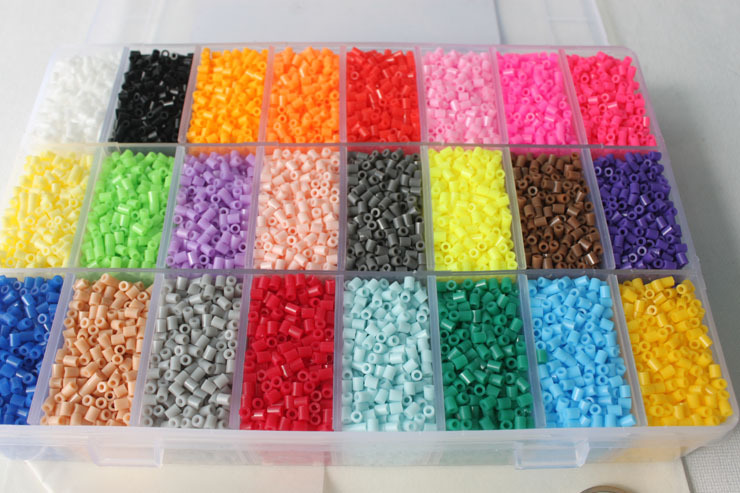 artkal fuse hama beads diy educational toys 24 colors 19300 beads artkal fuse hama beads diy educational toys 24 colors 19300 beads box accessories for children