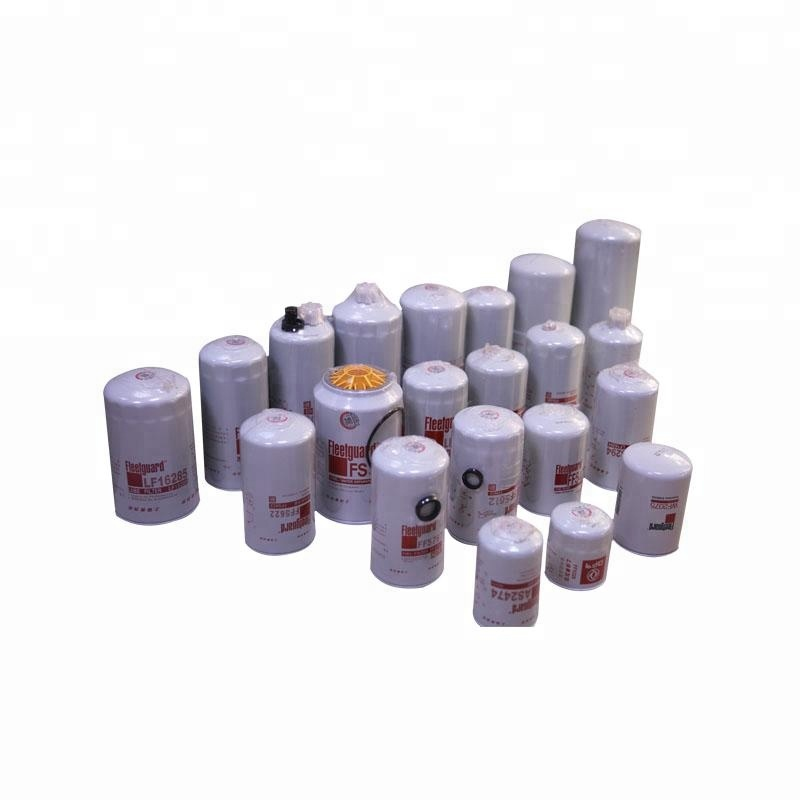 China professional manufacturer lube oil filter for commercial vehicles engineering equipment