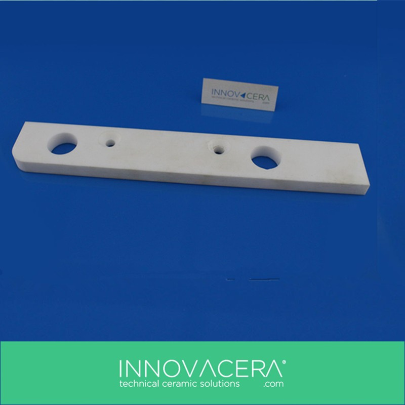 Machinable Glass Ceramic/MGC Panel For Fixtures/INNOVACERA