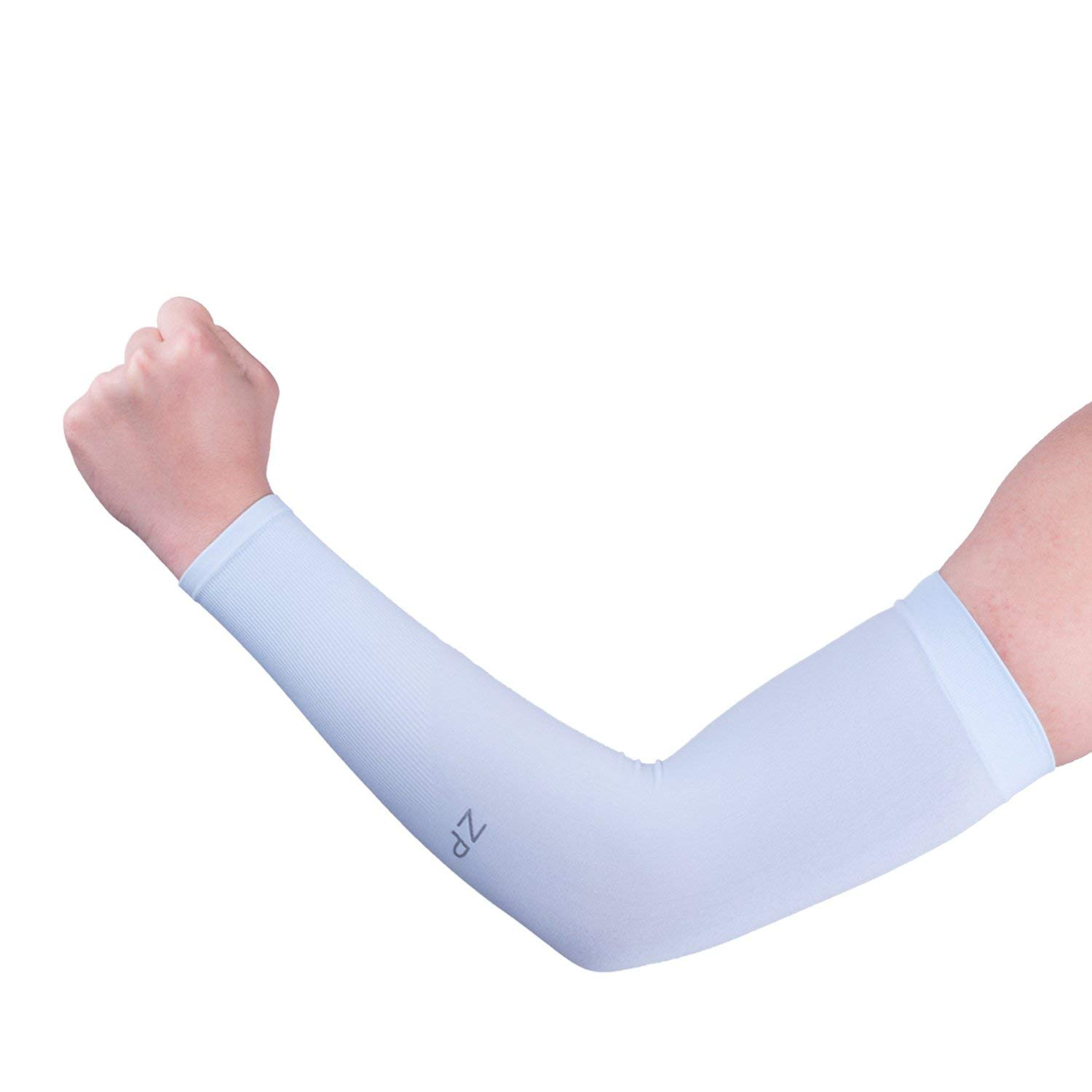 Get Quotations · Sun UV Protection Cooling Sleeves Cool Arm Gloves Cold  Golf Driving Sleeve for Men and Women 9cd8ef292