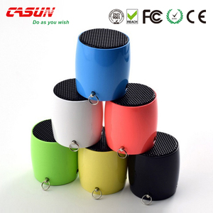 Drum type wireless speaker mini wireless speaker for promotion