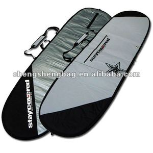 Custom made OEM logo surfboard bag