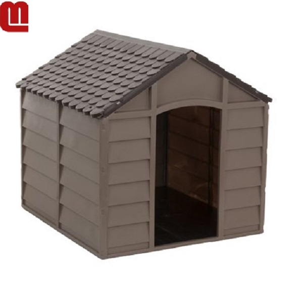 Mellow rotational molded plastic pet house customized