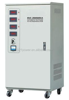3ph 220vac Automatic Voltage Regulator Avr 30kva Buy 15