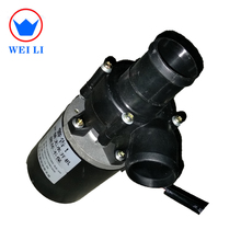 High quality bus/truck heating equipment 12/24v dc mini water pump/centrifugal pump