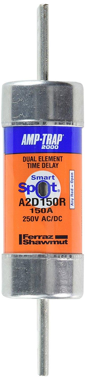 Mersen A2D150R 250V 150A Rk1 Time Delay Fuse
