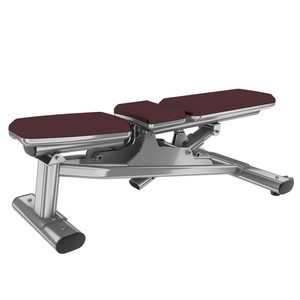 gym body building equipment/TZ-8032 Adjustable Bench/life fitness equipment