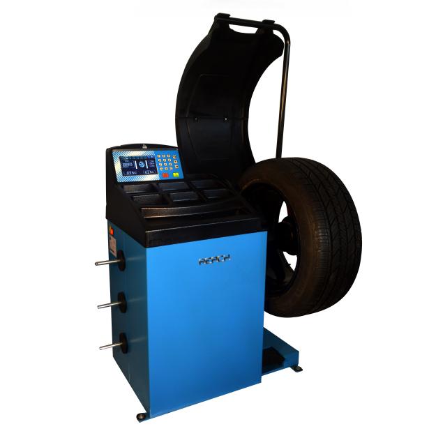 New design wheel alignment machine price/wheel balancer