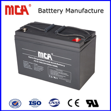 48v 12v 100ah lead acid solar battery