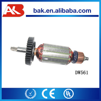 Armature For Dewalt 561 Rotaty Hammer Dw561 Rotor Dew-000000-00.71 ...