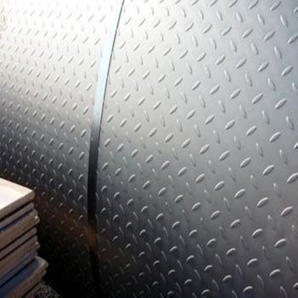 Stainless steel checkered steel plate 5mm thickness