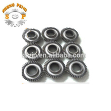 Machining metal professional helical small differential spiral steering bevel gear