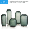 wholesale cheap modern centerpiece hand blown large colored fashion beautiful home decor elegant tall vase