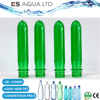 Pco 1810 1881 28 30mm neck pet preform price pet bottle pet preform