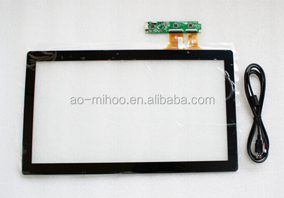 Excellent Performance 32 inch Capacitive Multi Touch Screen Kit
