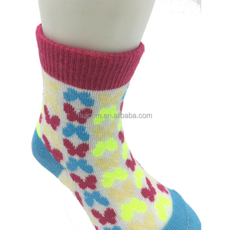 Made In China Bulk Wholesale 100% Organic Cotton Baby Socks