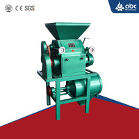 Home small atta chakki flour milling machine