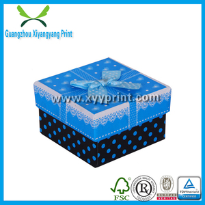 Custom Small Suitcase Gift Box, Leather Gift Box Bulk Buy From China