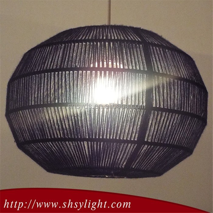 various sizes and designs Round Plastic Lamp Shade