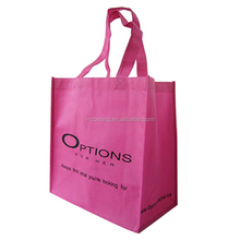 Custom cheap blank reusable grocery shopping tote bags wholesale/promotion bulk laminated printed reusable eco shopping bags