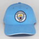 Sky blue embroidered patch logo women baseball hat custom 6 panel hat