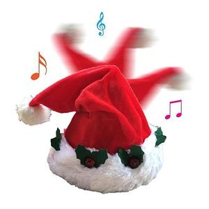cf1a3fbc4164c Musical Santa Hat