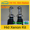 Wholesale hid xenon bulk h4 hid kit 55W hid distributors with factory price