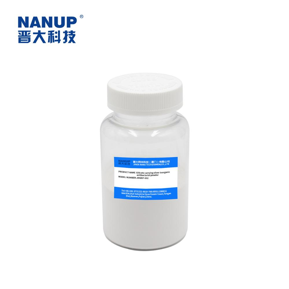 Supply Antibacterial <strong>Chemicals</strong> Raw Material Nano Silver Powder For Silicone Materials