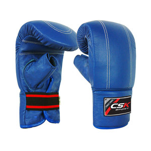 Professional PU Synthetic Leather Custom Made Muay Thai Kickboxing punching bag Fights Boxing sandbag Gloves