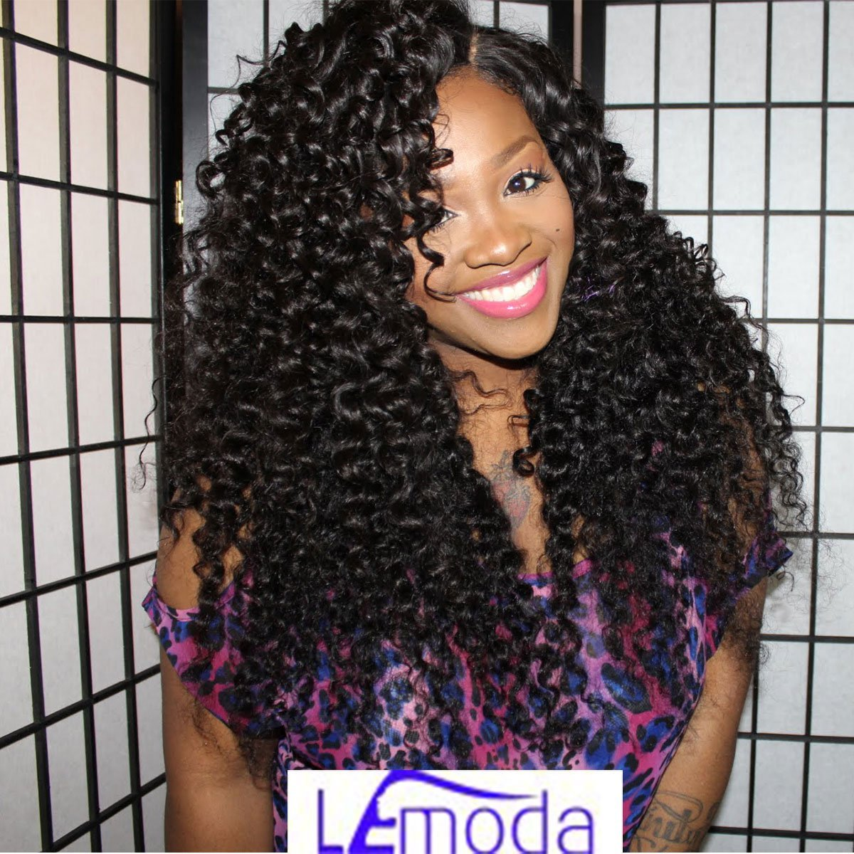 Buy Brazilian Virgin Curly Hair With Lace Closure Unprocessed Virgin