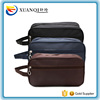 New Casual Men Male Waterproof Makeup Travel Cosmetic Bag Case Toiletry Pouch Zipper Solid Large Capacity Wash Organizer