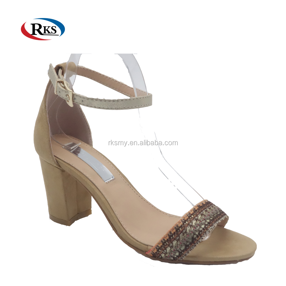 girls latest bridal high heel sandals for 2018