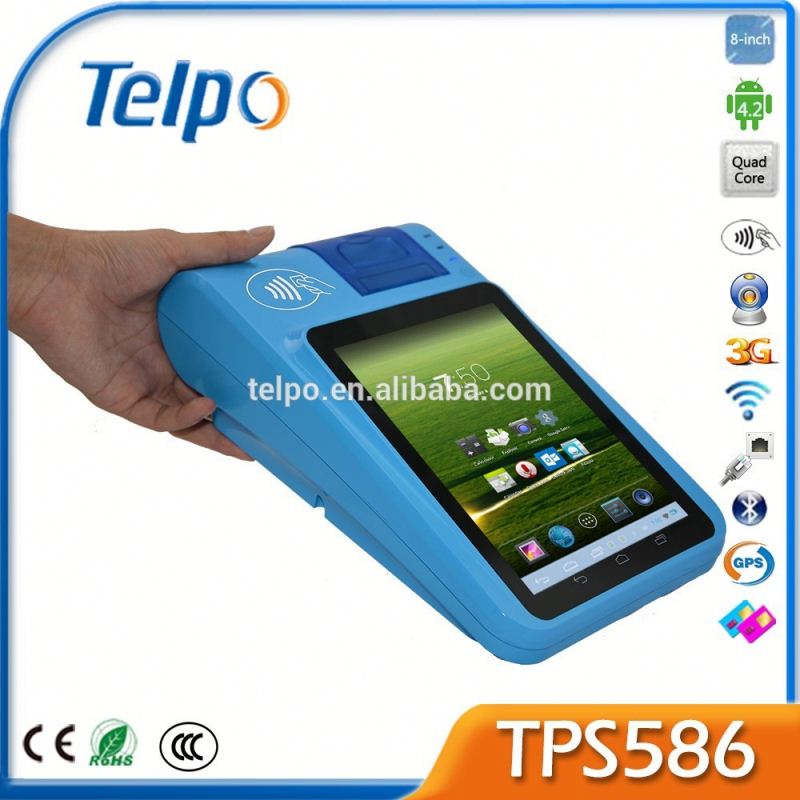 New Restaurant Billing Machine Nfc Pos Terminal Tablet for Data Logger