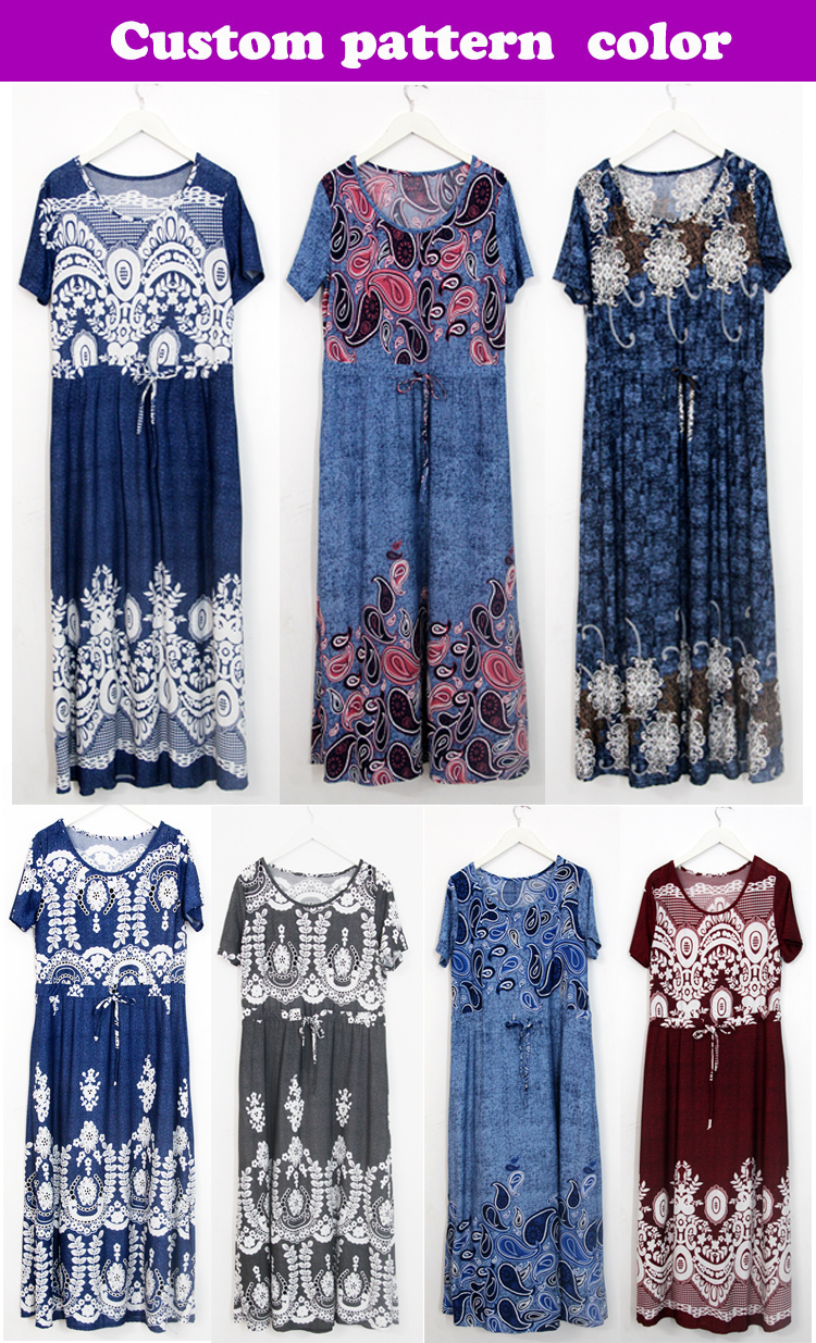 7c420000a5aa Latest Western Frock Dresses Patterns Style Names Dress For Ladies ...