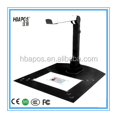 New design book scanner high speed HD A3 portable document scanner