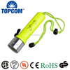 Powerful LED Magnetic Switch Underwater Torch Flashlight For Diving