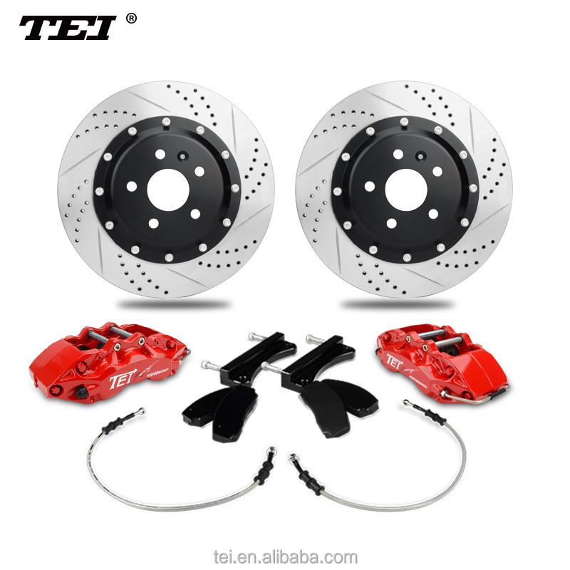 Performance XLBRAKE Ceramic Anti-Noise Disc Brake Pad Set OE Spec D1017 Rear