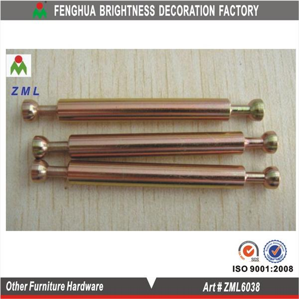 Steel joint connect bolt,Furniture Assembling Fitting(ZML6038)