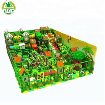 Diy New Commercial Business Kids Indoor Soft Playground Equipment