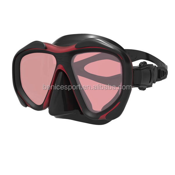 2014 new design silicone diving masks, diving equipment, diving sets