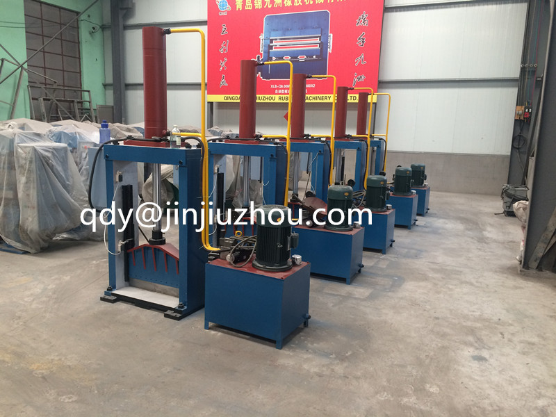 Complete Details about Rubber Cutting Machine(tire Recycling Machine XQL-80