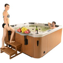 USA Balboa Control 162 Jets 3 Lounges Outdoor Spas <span class=keywords><strong>Jacuzzi</strong></span> Funktion