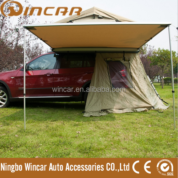 Tough Car Side Shade 4x4 Awning Tent C&ing Roof Top 4WD Pull Out & Tough Car Side Shade 4x4 Awning Tent Camping Roof Top 4wd Pull Out - Buy 4x4 AwningCar Roof Tent AwningAwning For Cars Product on Alibaba.com