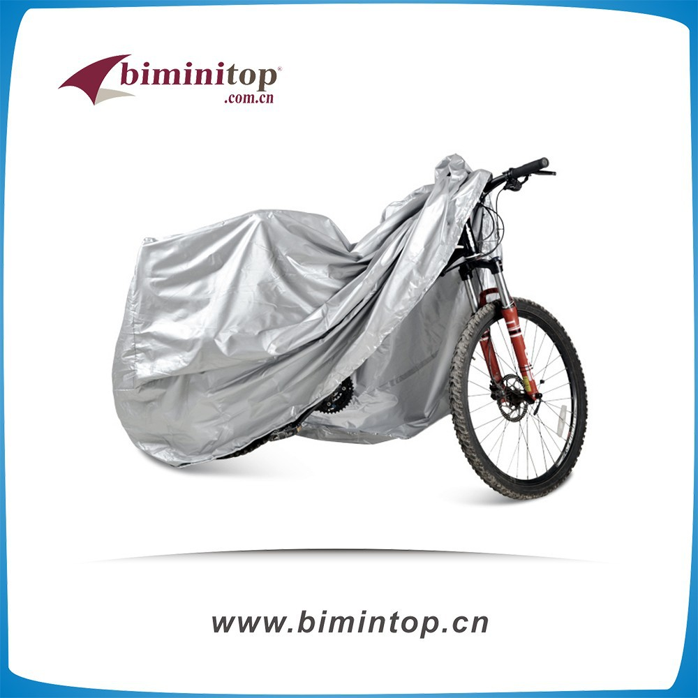 Outdoor waterproof 150D polyester Bike cover