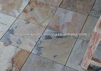 Indian Autumn Slate Tile & Slab